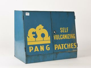 PANG PATCHES SElF VUlCANIZING METAl CABINET