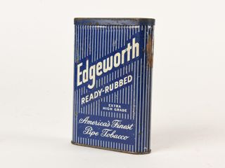 EDGEWORTH READY RUBBED PIPE TOBACCO POCKET POUCH