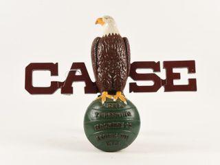 CASE EAGlE DIECAST EMBOSSED SYMBOl   NEW