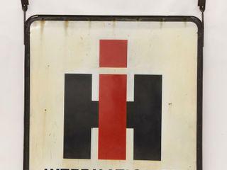 RARE INTERNATIONAl HARVESTER SSP SIGN