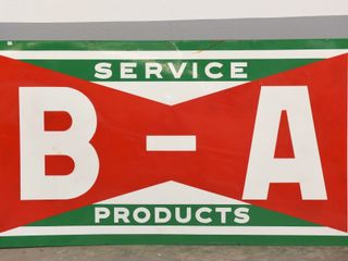 B A BOWTIE SERVICE PRODUCTS DSP SIGN
