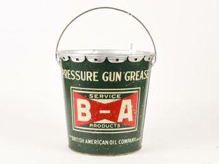 B A  BOWTIE  PRESSURE GUN GREASE 25 lB  PAIl  lID