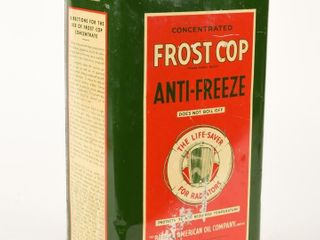 FROST COP ANTI FREEZE IMPERIAl GAllON CAN   FUll