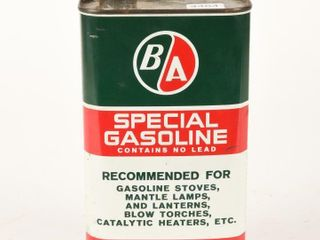 B A  GREEN RED  SPECIAl ClEANING 40 OZ  CAN