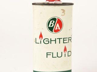 B A  GREEN RED  lIGHTER FlUID 4 OZ  OIlER   CAP