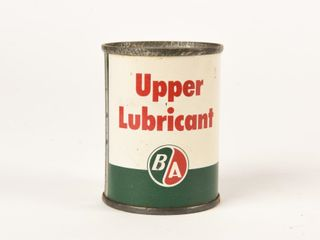 B A  GREEN RED  UPPER lUBRICANT 4 OZS  CAN  FUll