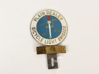 PlAIN DEAlER BICYClE lIGHT BRIGADE SAFETY SPONSOR