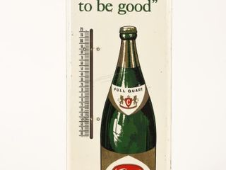 COTT  IT S COTT TO BE GOOD  GINGERAlE THERMOMETER