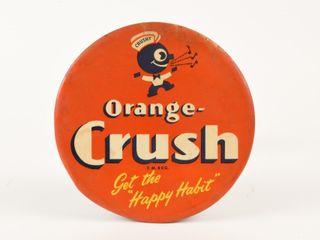 ORANGE CRUSH  CRUSHY  SST SIGN