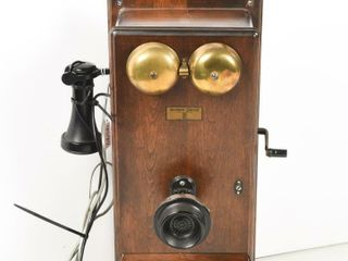 1940 S NORTHERN ElECTRIC RURAl CRANK TElEPHONE