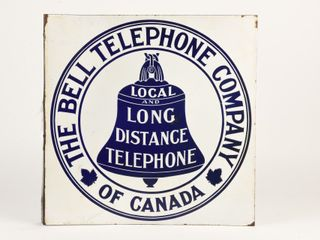 1920 S  30 S BEll TElEPHONE CANADA PORC  FlANGE