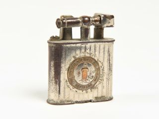 EARlY BRITISH AMERICAN OIl CO  REFINERIES lIGHTER