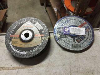 14 New 7  Metal Grinding Discs