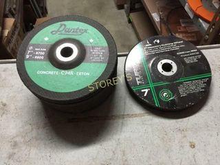 18 New 7  Masonry Cutting Wheels
