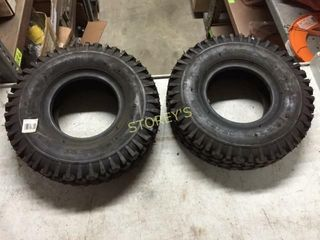 2 New Utility Tires   410 350 5
