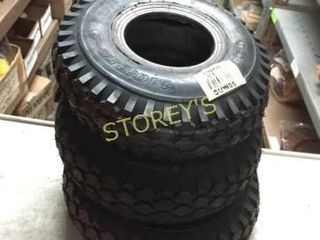 3 New Utility Tires   4 10 3 50 4