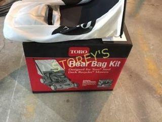 New Toro 2 5 Bushel Rear Bag Kit