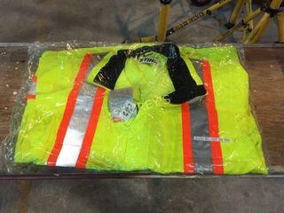 New Stihl Safety Jacket   M