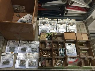 34 Packs of Asst Shear Pins   loose Product
