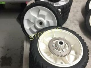 7 Asst Toro   lawn Boy Wheels