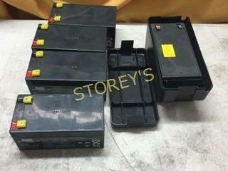 5 Battery s   Box   12v    12V 3AH 20HR