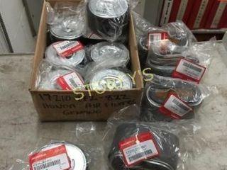 12 Asst Honda Air Filters