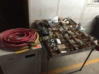 Qty of Air Compressor Parts