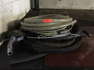 Misc  Hoses  Electrical Wire  Gas Pump Hose w