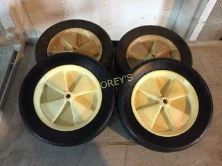4 New 10  Wheels   1 2