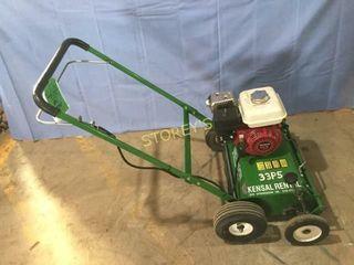Bannerman 15  Clean Green Dethatcher   Verticut