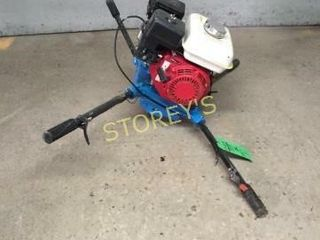 Ground Hog 2 Person Earth Auger w  8