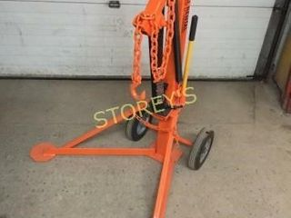 3 Ton Hydraulic Fence Post Puller   2020
