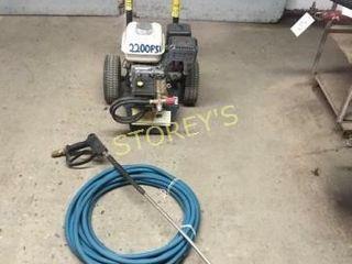 X Stream Comm  2200PSI Gas Pressure Washer w