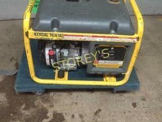 Wacker Neuson GP2500 Gas Generator