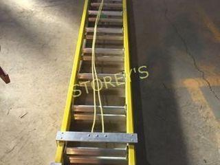 Featherlite 20  HD Extension ladder