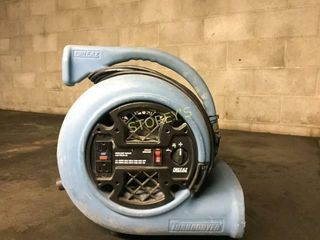 Drieaz Turbo Dryer F351   3 Speed w  Ground