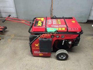 Xair SC70 Gas Air Compressor   24hp  70CFM