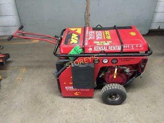 Xair SC70 Gas Air Compressor   22hp  70CFM