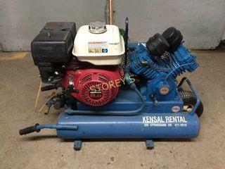 Jenny 15CFM  8hp Gas Air Compressor