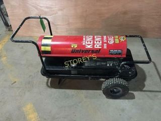 Universal 165 000 BTU s Kerosene Heater