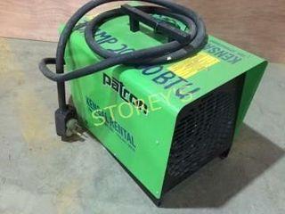 Patron 30amp  20 000BTU s Elec  Heater