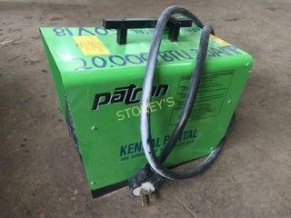 Patron 30amp   20 000BTU s Electric Heater   240v