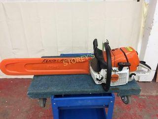 Stihl 24  Gas Chain Saw   MS461