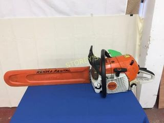 Stihl 24  Gas Chain Saw   MS441C
