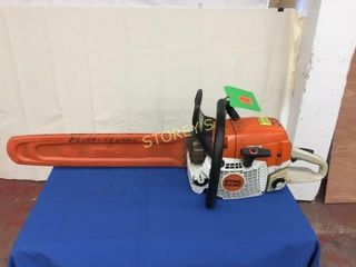 Stihl 20  Gas Chain Saw   MS362