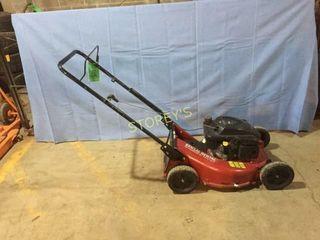 Toro 21  Comm  lawn Mower