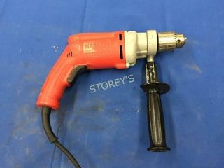 Milwaukee 1 2  Reversing Drill   Variable Speed