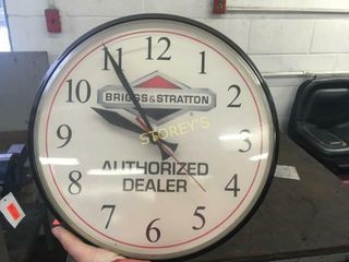Briggs   Stratton 12  Clock