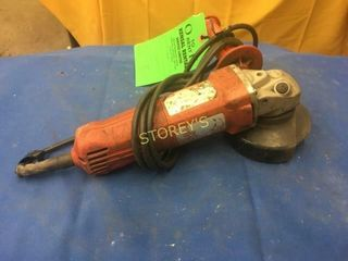Milwaukee 4 5  Angle Grinder