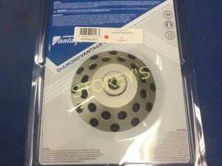 NEW Diamond Cup Grinding Wheel   7  x 5 8   11